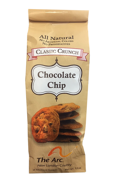 The Arc's Classic Crunch Chocolate Chip Cookies
