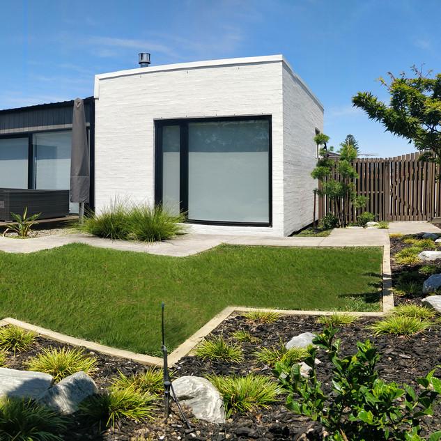 explore modern garden...