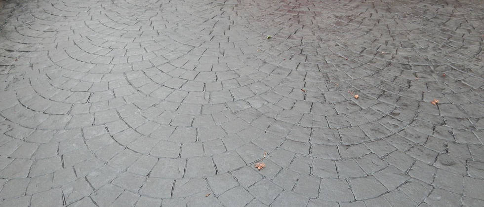 Imprinted Concrete clean and Seal Ilkeston