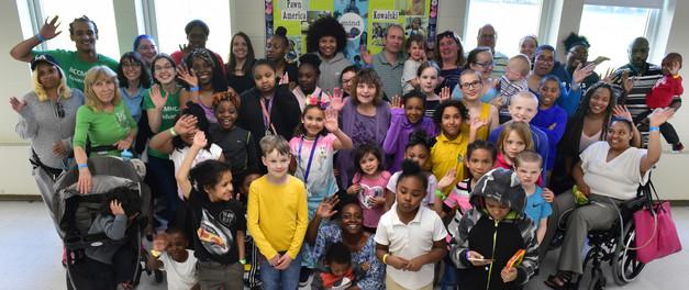 RCCMHC Families & Volunteers