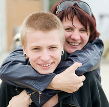 Copy of bigstock-Mother-And-Son-22340801