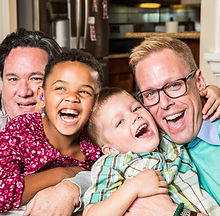 bigstock-Gay-Parents-With-Their-Childre-