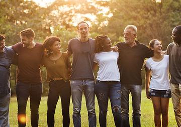 Group of Diversity People Teamwork Toget