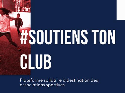 Plateforme #Soutienstonclub