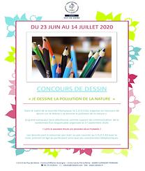 CDOS 63 - Affiche concours dessin.png