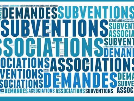 Subventions aux associations - Synthèse du Mouvement Associatif
