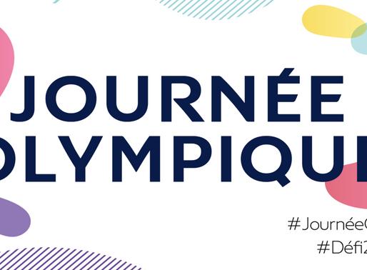 Participer à la Journée Olympique 2020