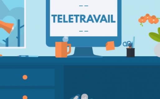 Visioconférence Recourir au télétravail : les règles à bien connaître