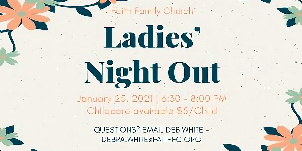 Ladies Night Out (1/25)