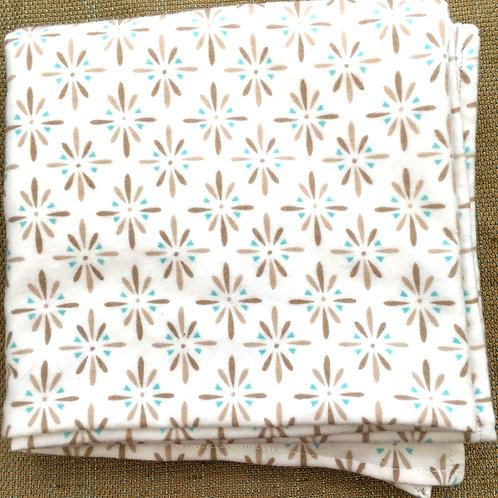 Organic Infant Receiving Blanket (2)
