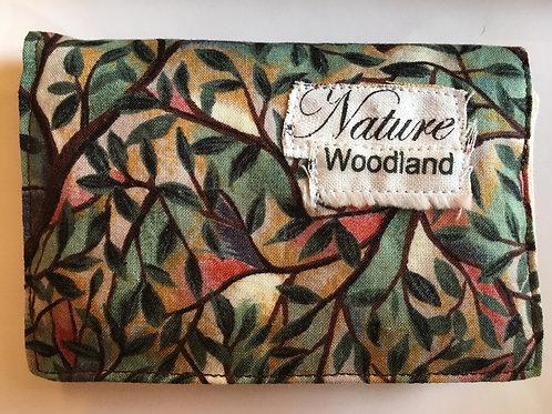 Nature Woodland Tissue Holder