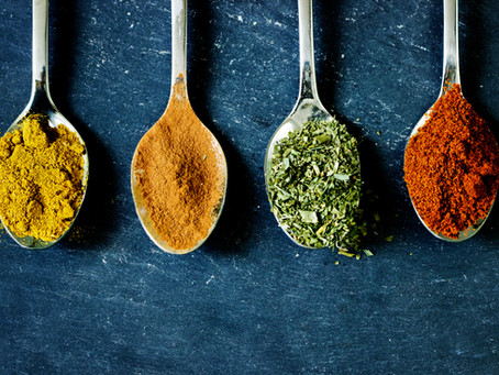 The World's Most Powerful Spices... and NBB's unique Spice Blends!