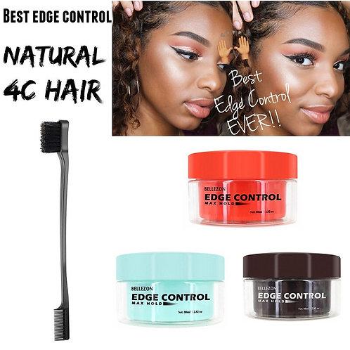 Hair Edge Control Gel Baby Hair Perfect Hair Line Styling Hair Oil Wax