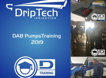 DAB Pumps Training 2019