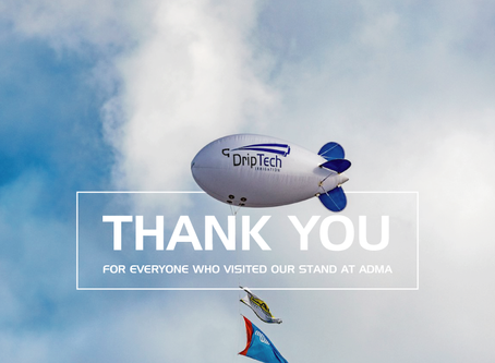 Thanks you's - ADMA Agrishow 2019