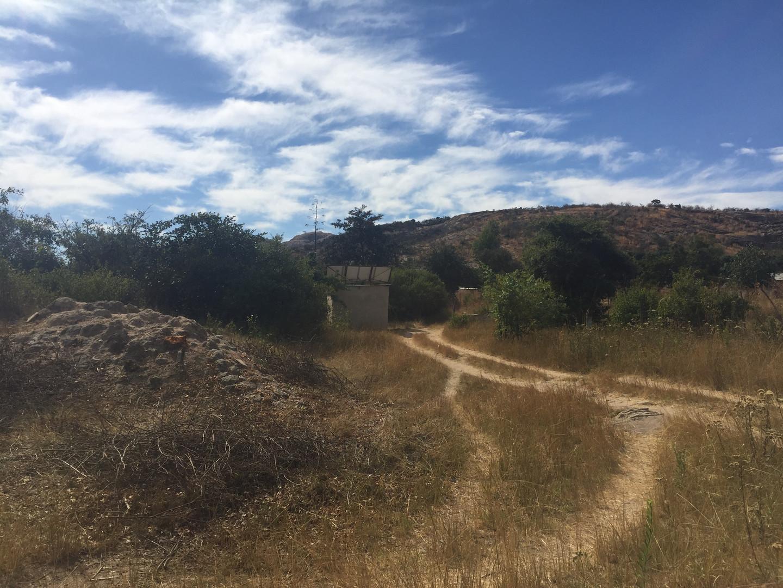 Solar borehole site