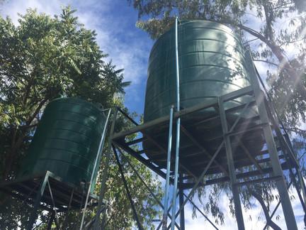 School Water Storage