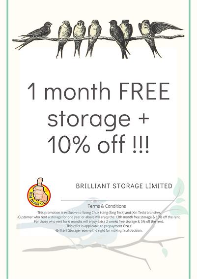 1 month FREE storage + 10% off !!! (1).p