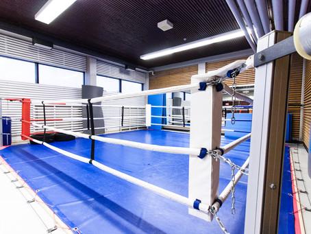 Nyrkkeilyn kilpa -ja kuntoryhmien yhteistreenit