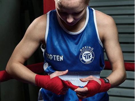 Ylä-tikkurilan kipinän Pia Järvinen valittu suomen maajoukkueeseen A-junioreiden EM-kisoihin
