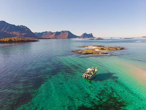 Crystal clear waters archipelago DJI_028
