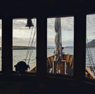 boat view ocean