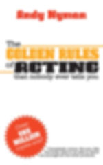 The Golden Rules of Acting cover