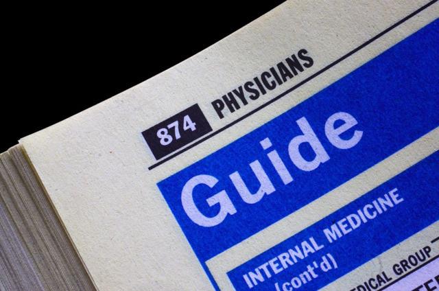 Provider Directory for Internal Medicine