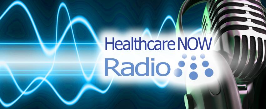 Healthcare NOW Radio Logo