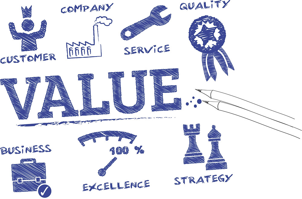 "Drawings Depicting ""Value"""