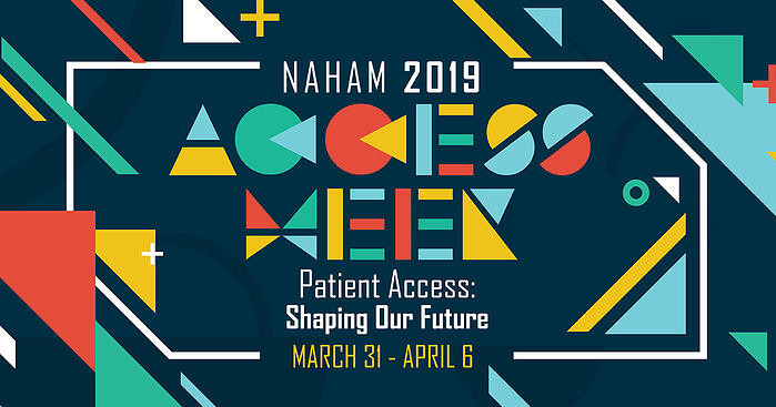 NAHAM 2019 Access Week, Patient Access: Shaping Our Future, March 31 - April 6