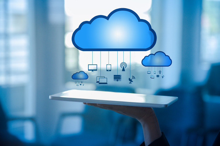 The Cloud Hovering Over Tablet