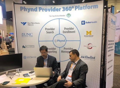 HIMSS and J.P. Morgan Healthcare Conference: The Digital Catalog and Intelligent Provider Search