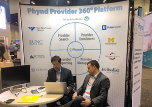 Phynd Provider 360º Platform Presentation Photo