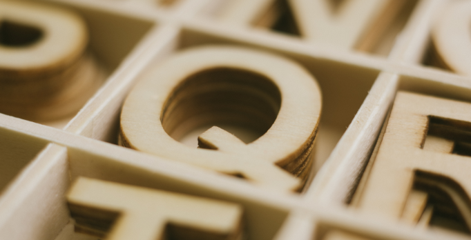 Letter of the Alphabet, Focus on Q