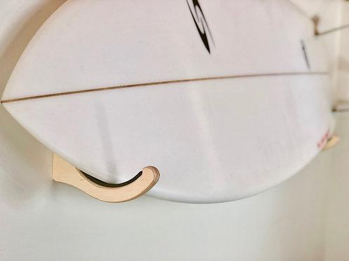 Premium Wooden Surfboard Display Rack