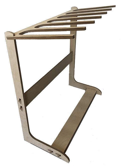Vertical Freestanding Rack