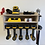 Thumbnail: Power Tool Storage Tool Holder / 5 space