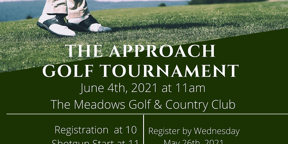 The Approach- Charity Golf Tournament
