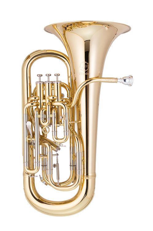 JP374LT Sterling Euphonium New Model With Trigger And Jp Pro Case