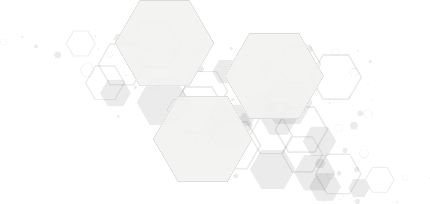 Discovery honeycomb graphic