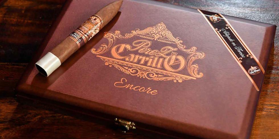 E.P. Carillo Cigar Event