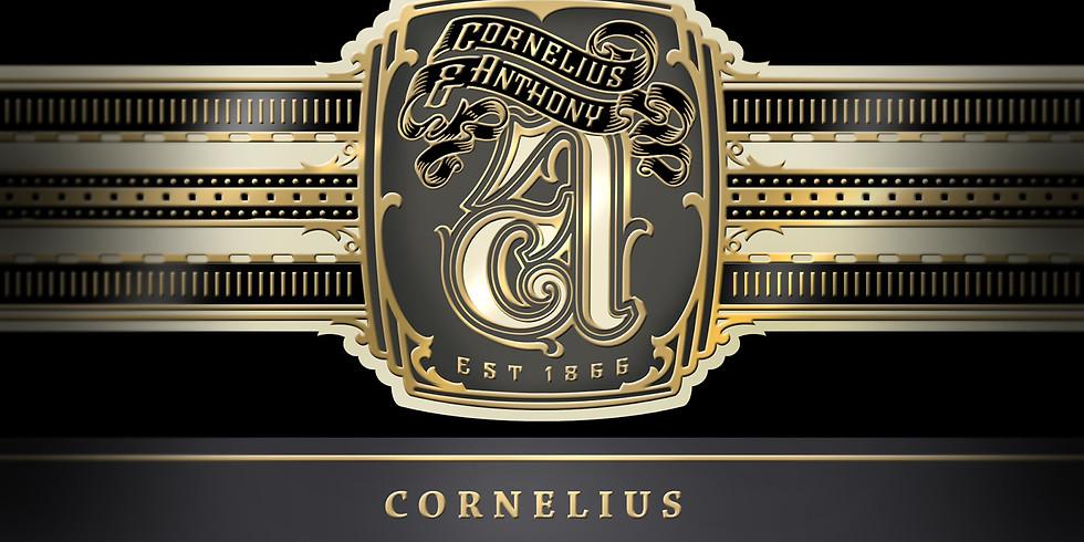 Cornelius & Anthony Cigar Event