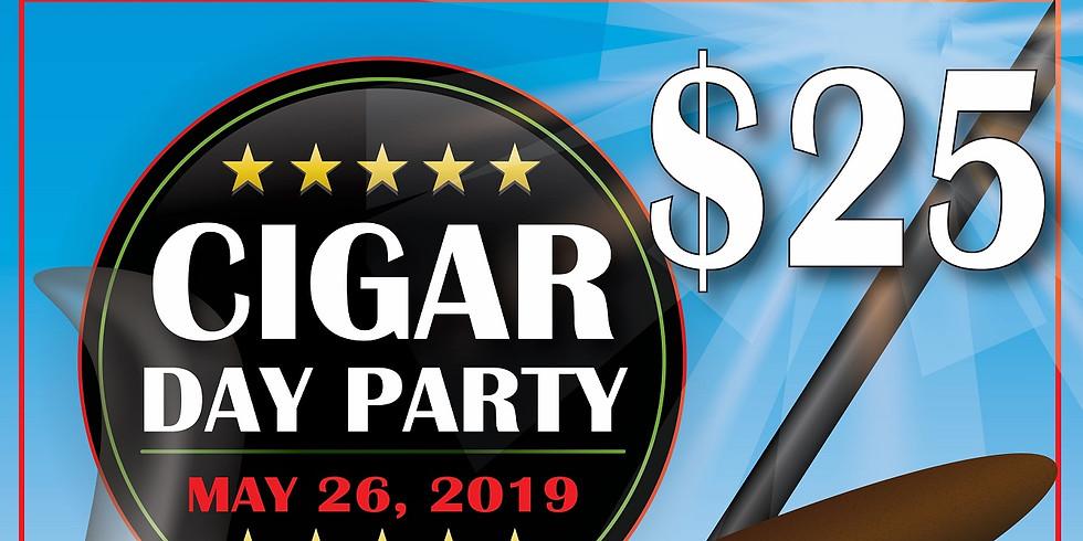Cigar Day Party w/ Host Skully
