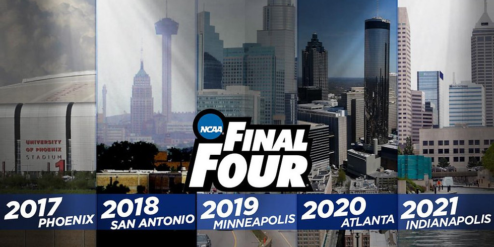GRAND OPENING  -  NCAA Final Four Watch Party