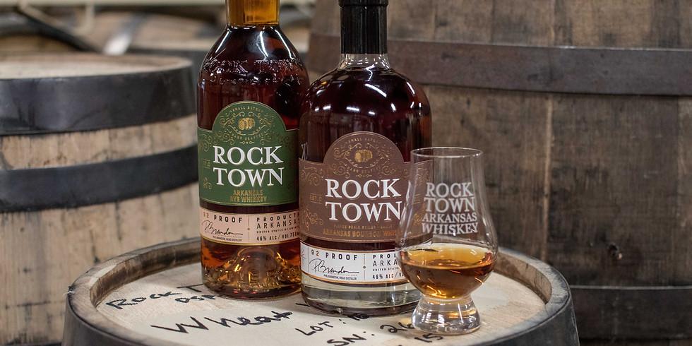 Rocktown Whiskey Tasting Event
