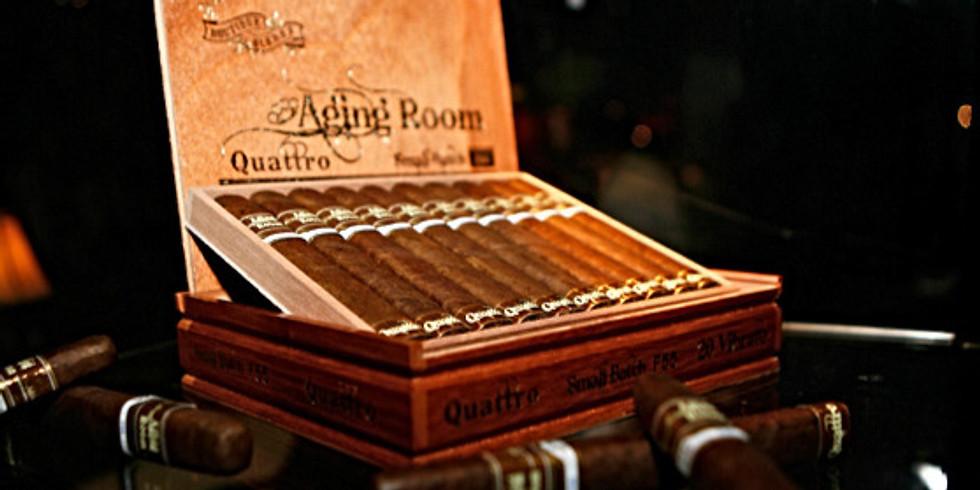 Montecristo, Romeo & Julieta & Aging Room Cigar Event