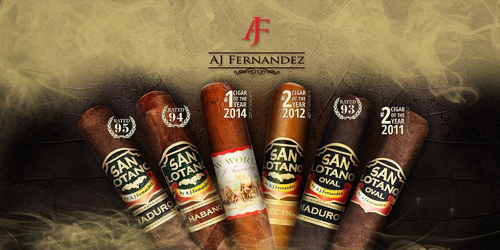 A.J. Fernandez Cigar Event