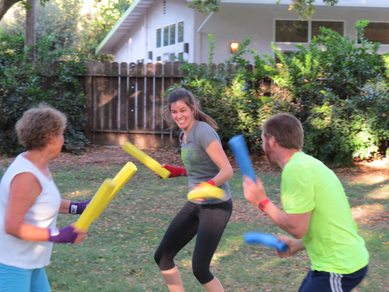 Self Defense & Basic Mixed Martial Arts