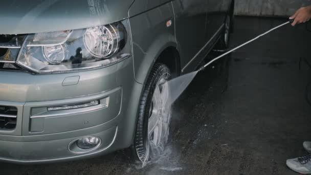 Van Clean (External Only)